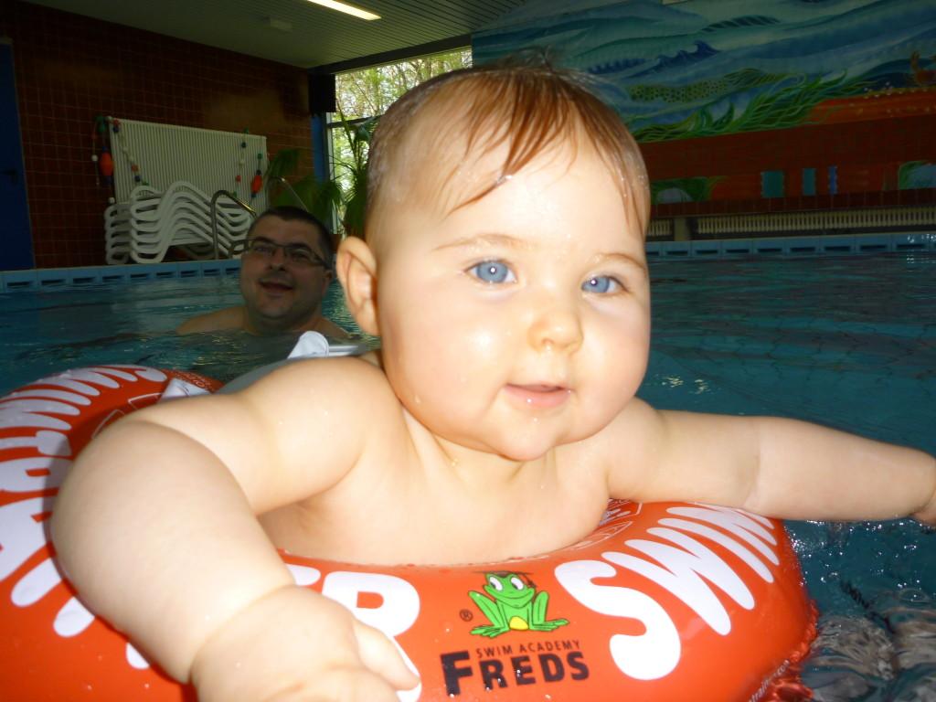Babyschwimmen Lörrach
