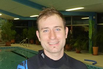 Daniel Maier (Schulleiter & Schwimmlehrer)
