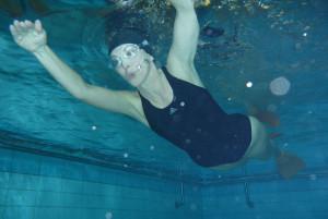 Schwimmkurs Erwachsene Fortgeschritten beim Kraul