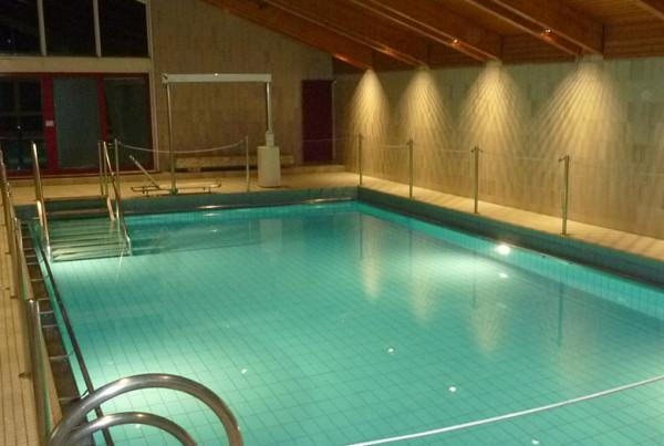 Schwimmhalle in Achern