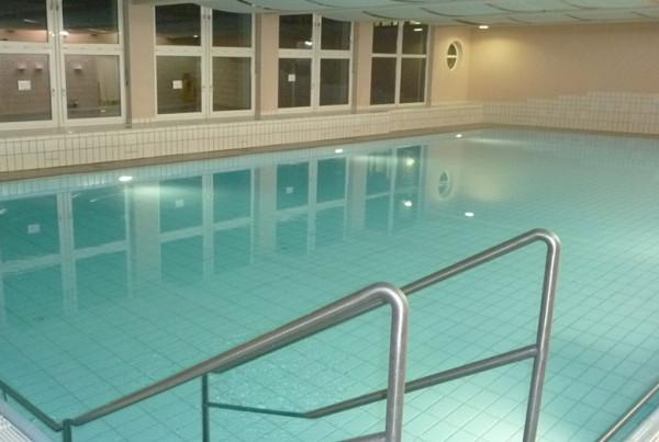 Schwimmhalle in Bad Krozingen