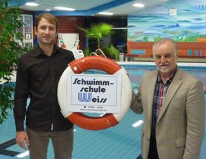 Übernahme der Schwimmschule Weiss durch Daniel Maier