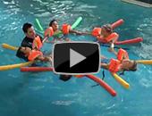 Kinderschwimmen auf YouTube
