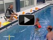 Seniorenschwimmen auf YouTube